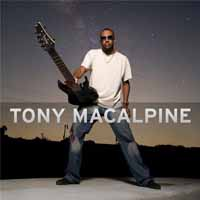 Tony Macalpine Tony MacAlpine Album Cover