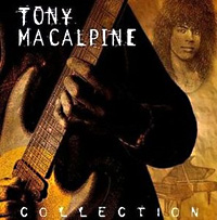 Tony Macalpine Collection: the Shrapnel Years Album Cover
