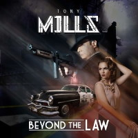 [Tony Mills Beyond the Law Album Cover]