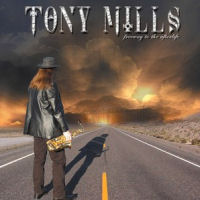 [Tony Mills Freeway To The Afterlife Album Cover]