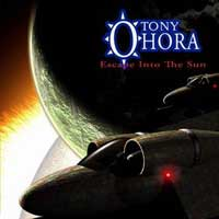 [Tony O'Hora Escape Into The Sun Album Cover]