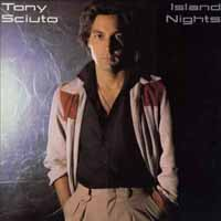 [Tony Sciuto Island Nights Album Cover]