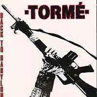 Torme Back to Babylon Album Cover