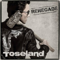 Toseland Renegade Album Cover