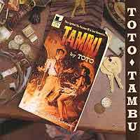 [Toto Tambu Album Cover]