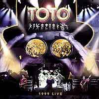 [Toto Livefields Album Cover]