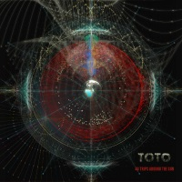 Toto 40 Trips Around The Sun Album Cover