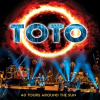 [Toto 40 Tours Around The Sun Album Cover]