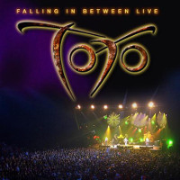 [Toto Falling in Between Live Album Cover]