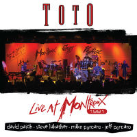 [Toto Live At Montreux 1991 Album Cover]