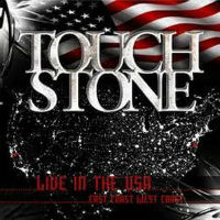 [Touchstone Live In The USA (East Coast West Coast) Album Cover]