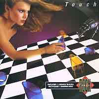 [Touch Touch Album Cover]