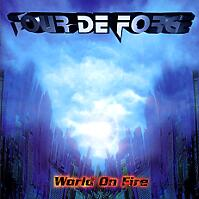 [Tour de Force World on Fire Album Cover]