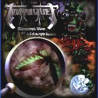 [Tourniquet Microscopic View of a Telescopic Realm Album Cover]