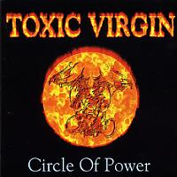 [Toxic Virgin Circle of Power Album Cover]