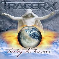 [Tracer X Tracing The Heavens Album Cover]