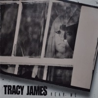 [Tracy James Hear Me Album Cover]