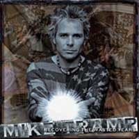 [Mike Tramp Recovering The Wasted Years Album Cover]