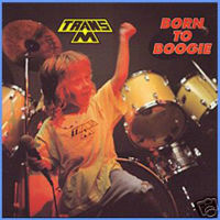 [Trans Am Born To Boogie Album Cover]