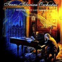 Trans-Siberian Orchestra Beethoven's Last Night Album Cover