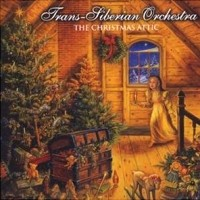 Trans-Siberian Orchestra The Christmas Attic Album Cover