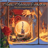 [Trans-Siberian Orchestra The Lost Christmas Eve Album Cover]