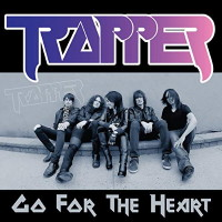 [Trapper Go For the Heart Album Cover]