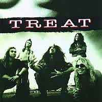 [Treat Treat (1992) Album Cover]
