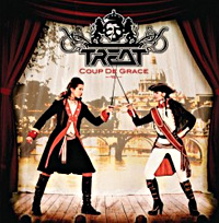 [Treat Coup de Grace Album Cover]