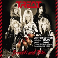 Treat Scratch and Bite Album Cover