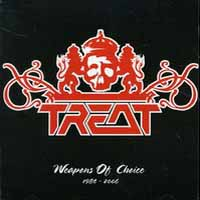 Treat Weapons of Choice 1984-2006 Album Cover