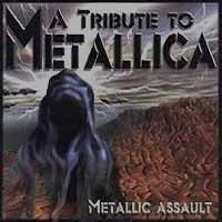 [Tributes Metallic Assault - A Tribute to Metallica Album Cover]