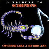 [Tributes A Tribute To Scorpions - Covered Like A Hurricane Album Cover]