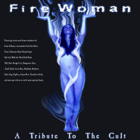 [Tributes Fire Woman: A Tribute To The Cult Album Cover]
