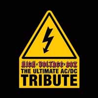 [Tributes High Voltage Box - The Ultimate AC/DC Tribute Album Cover]