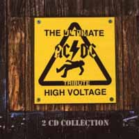 Tributes High Voltage Box - The Ultimate AC/DC Tribute Album Cover
