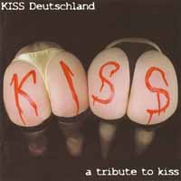 [Tributes KISS Deutschland - A Tribute to Kiss Album Cover]