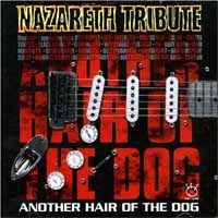 Tributes Another Hair of the Dog: A Tribute to Nazareth Album Cover
