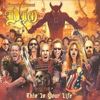 [Tributes Ronnie James Dio - This Is Your Life Album Cover]