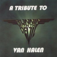 [Tributes Runnin' With The Devil: A Tribute To Van Halen Album Cover]