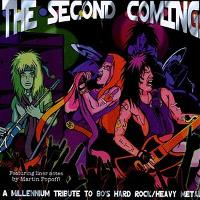[Tributes Second Coming: A Millenium Tribute to 80's Hard Rock/Heavy Metal Album Cover]