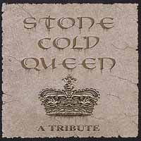 [Tributes Stone Cold Queen: A Tribute Album Cover]