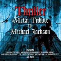 [Tributes Thriller: A Metal Tribute to Michael Jackson Album Cover]