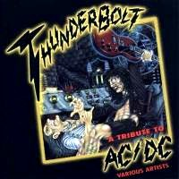 [Tributes Thunderbolt: A Tribute To AC/DC Album Cover]