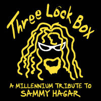 [Tributes Three Lock Box: A Millenium Tribute To Sammy Hagar Album Cover]