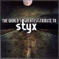 [Tributes The World's Greatest Tribute to Styx Album Cover]