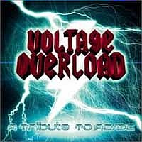 [Tributes Voltage Overload: A Tribute to AC/DC Album Cover]