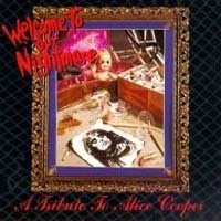 [Tributes Welcome To Our Nightmare: A Tribute To Alice Cooper Album Cover]