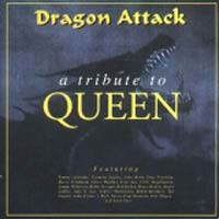[Tributes Dragon Attack-A Tribute to Queen Album Cover]