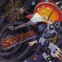 [Tributes Spacewalk: A Tribute To Ace Frehley Album Cover]